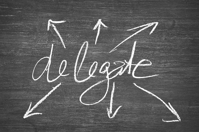 Het delegeren van rollen in de Provisior app